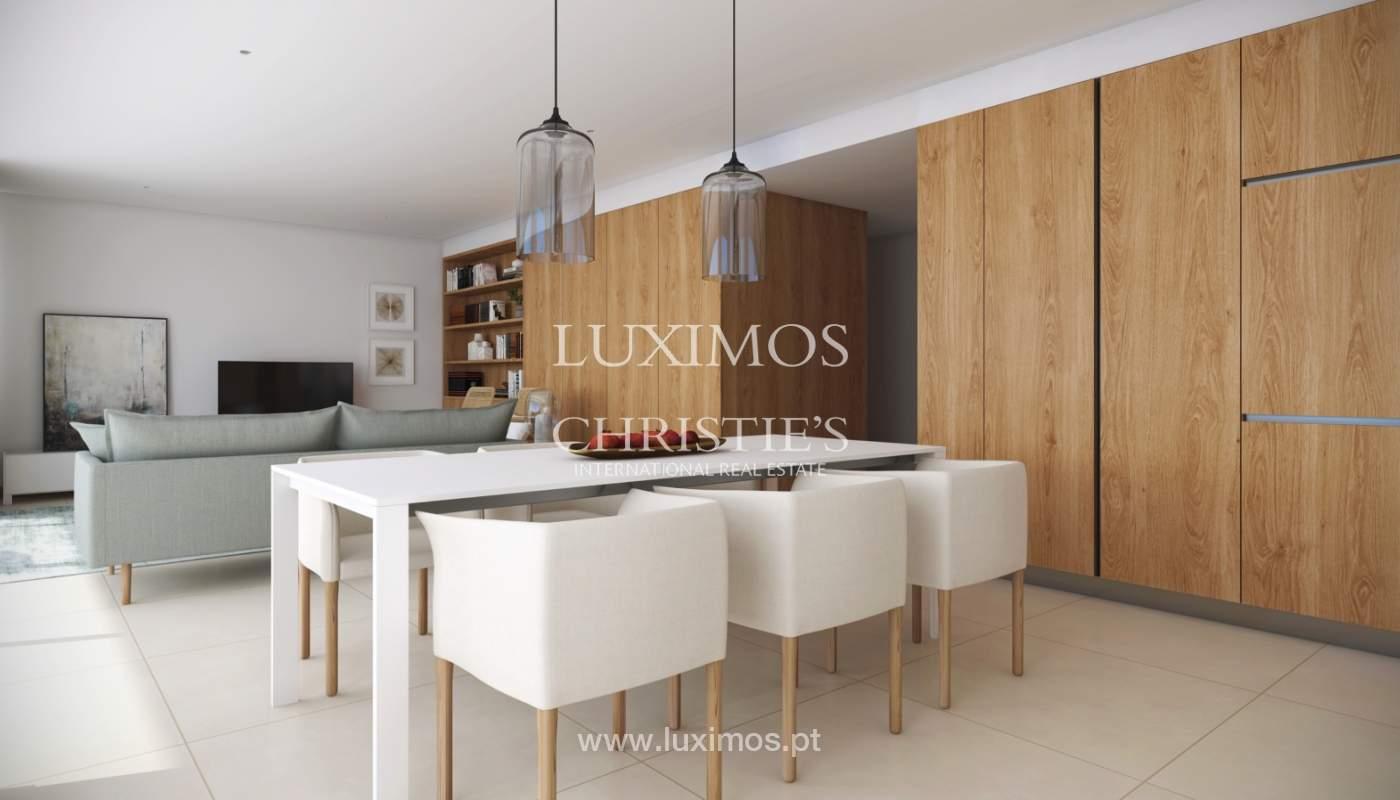 Nuevo ático con vistas al mar, condominio cerrado, Lagos, Algarve, Portugal_138023