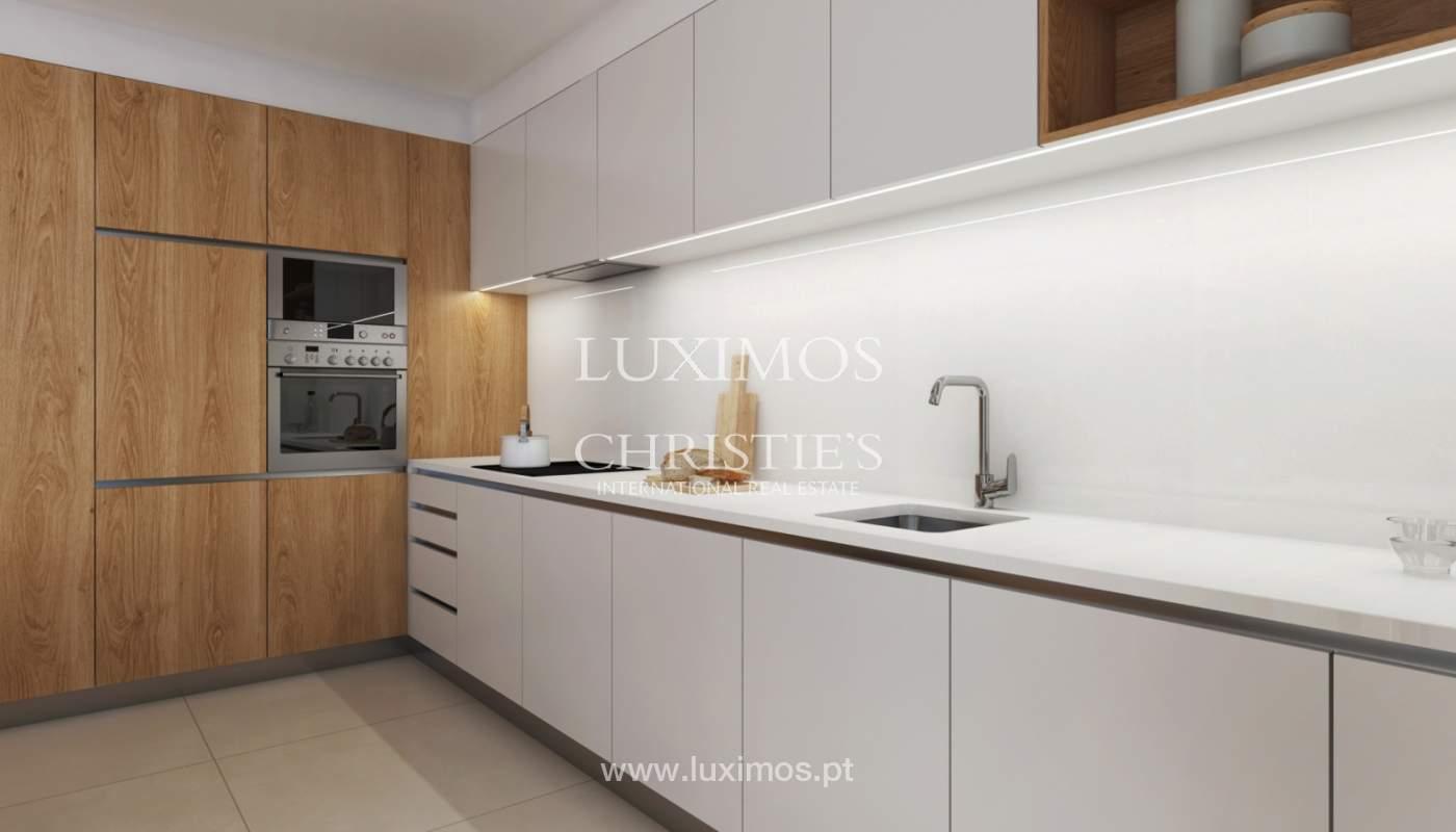 New penthouse with ocean views, closed condominium,Lagos,Algarve,Portugal_138026