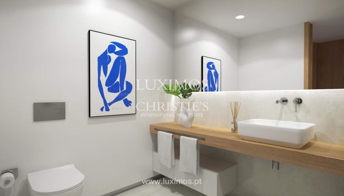 New penthouse with ocean views, closed condominium,Lagos,Algarve,Portugal_138028