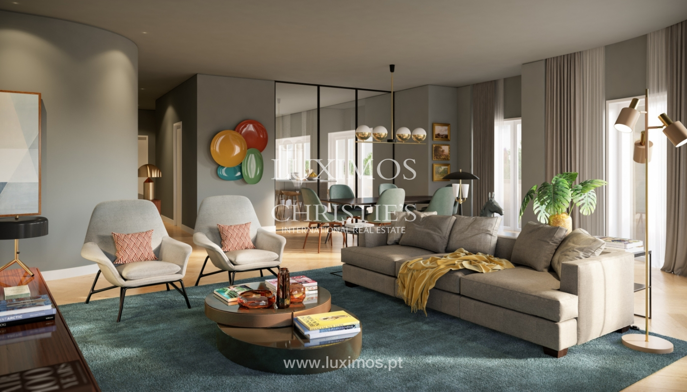 Luxuriöses Penthouse in exklusiver Eigentumswohnung, Porto, Portugal_138153