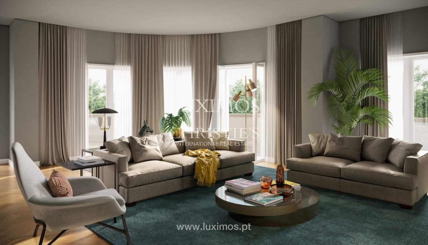 Penthouse de luxo, em condomínio exclusivo, na Baixa do Porto_138154