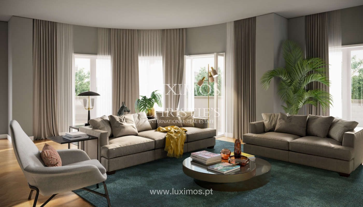 Luxuriöses Penthouse in exklusiver Eigentumswohnung, Porto, Portugal_138154