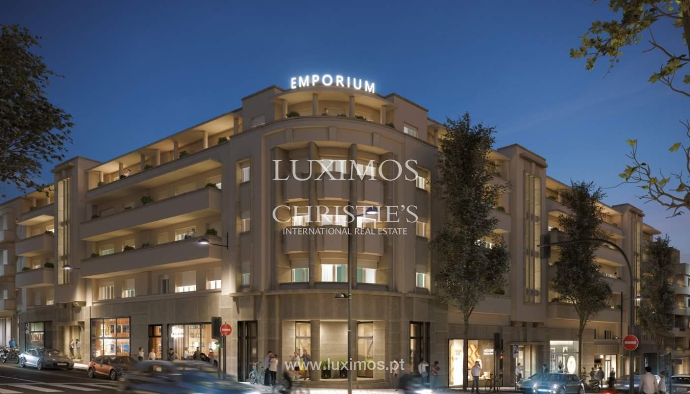 Penthouse de luxo, em condomínio exclusivo, na Baixa do Porto_138159