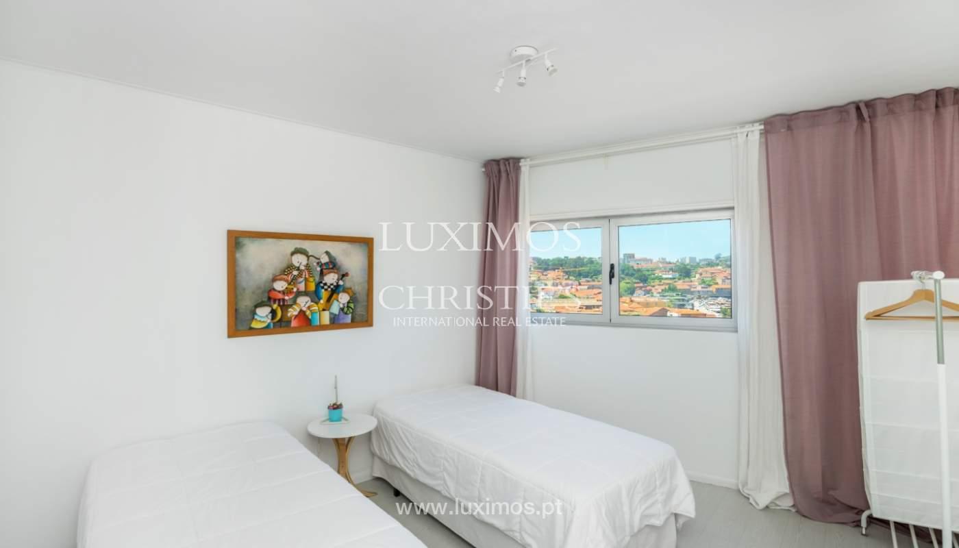Apartamento con magníficas vistas sobre el río, V.N.Gaia, Porto, Portugal_138163