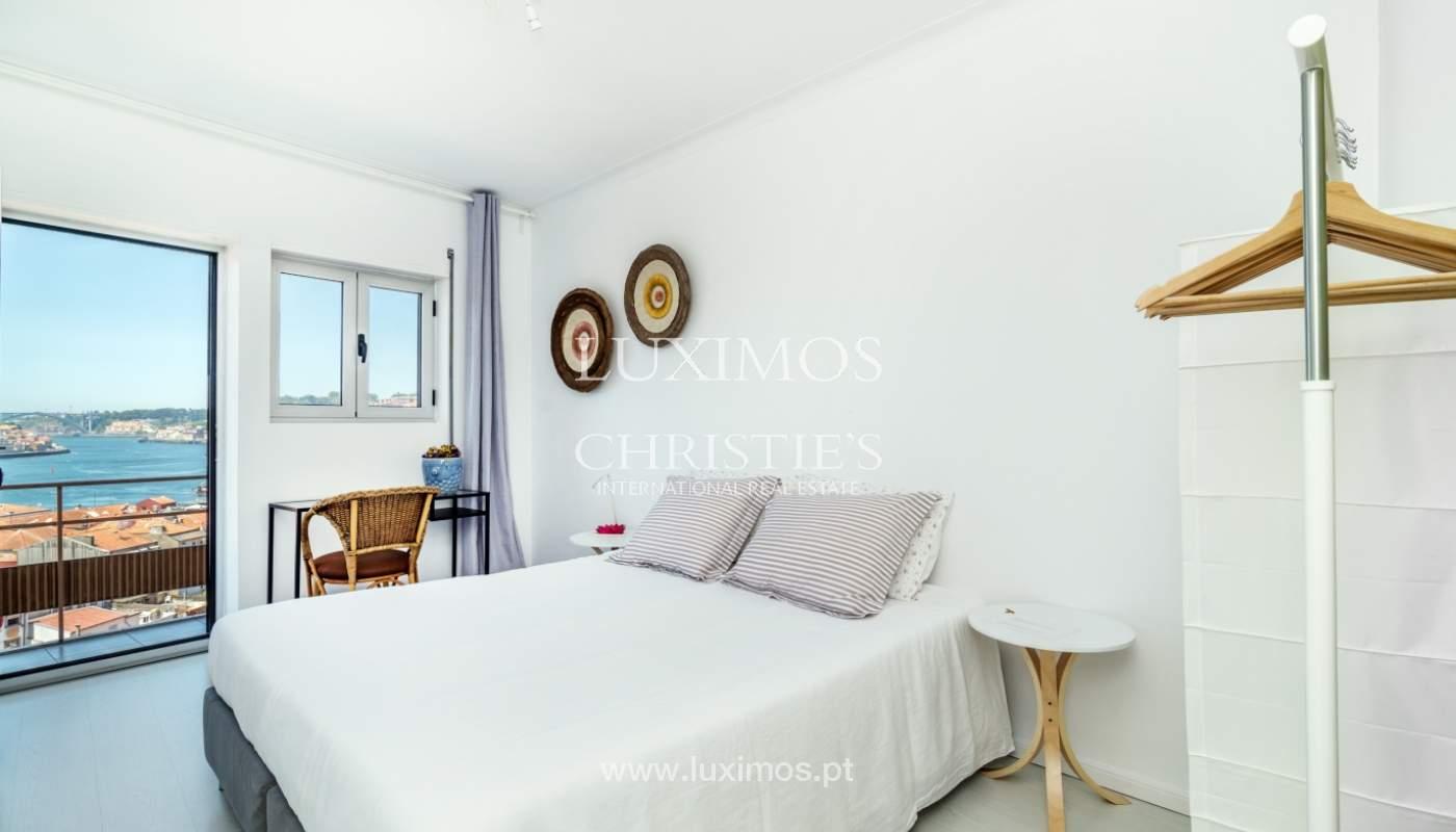 Apartamento con magníficas vistas sobre el río, V.N.Gaia, Porto, Portugal_138164