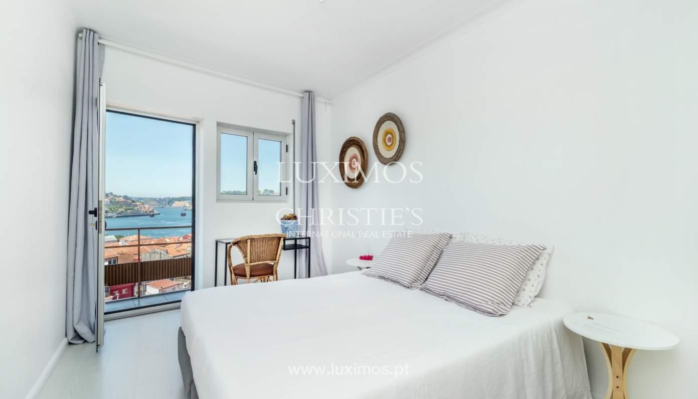 Apartamento con magníficas vistas sobre el río, V.N.Gaia, Porto, Portugal_138165