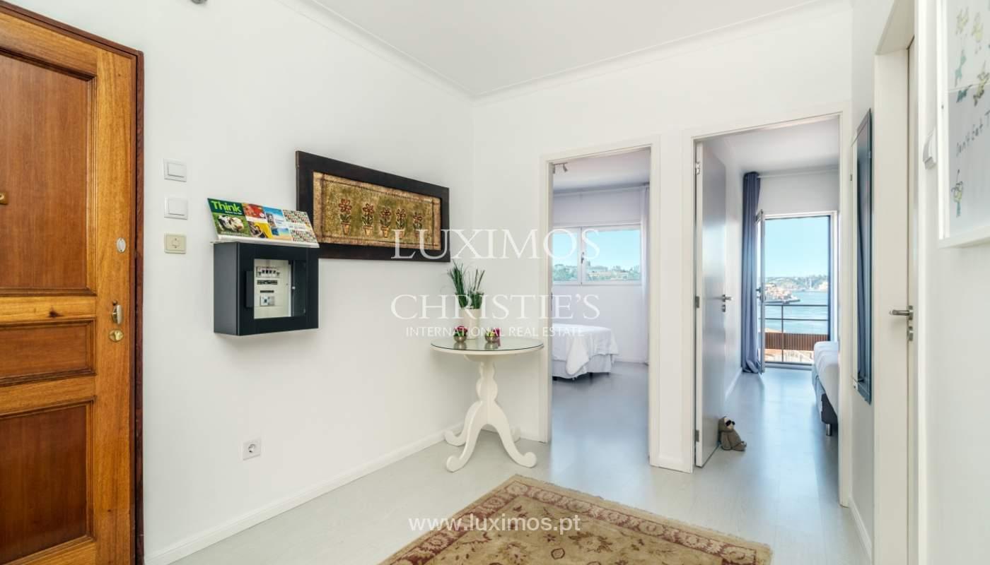 Apartamento con magníficas vistas sobre el río, V.N.Gaia, Porto, Portugal_138166