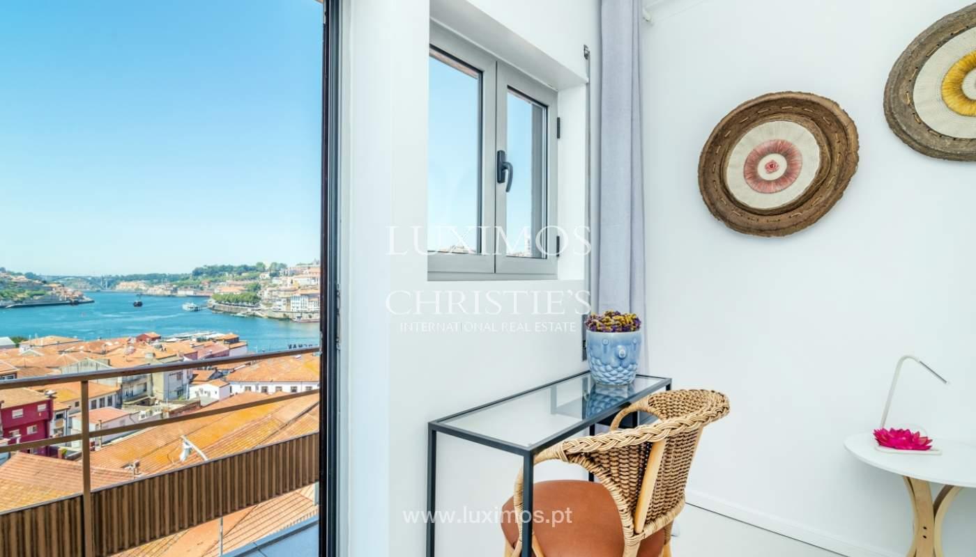 Apartamento con magníficas vistas sobre el río, V.N.Gaia, Porto, Portugal_138168