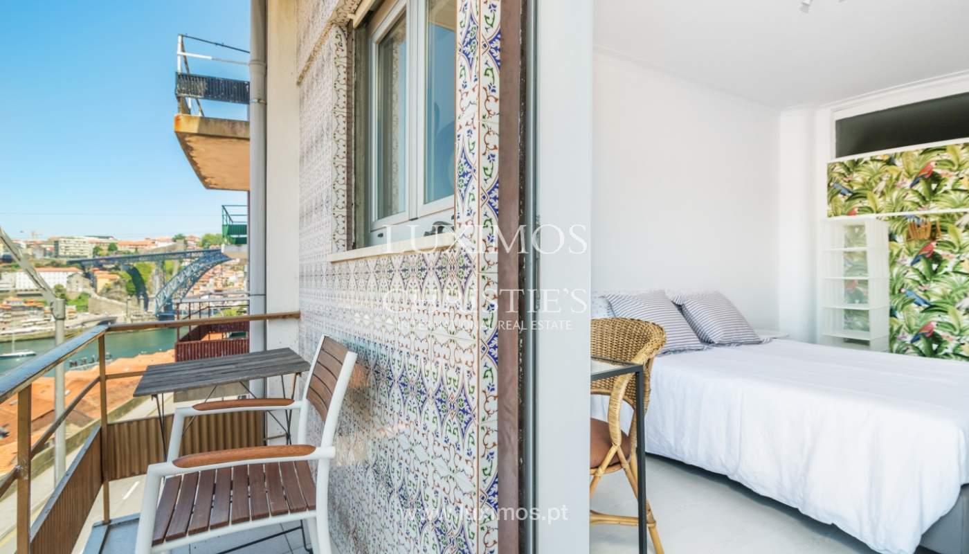 Apartamento con magníficas vistas sobre el río, V.N.Gaia, Porto, Portugal_138172