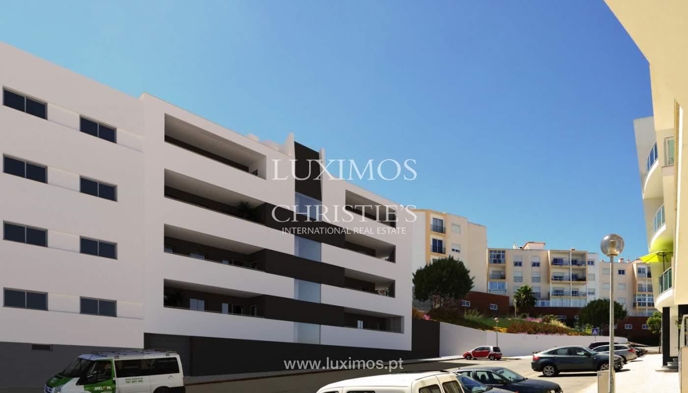 Appartement avec balcon, bâtiment avec piscine, Lagos, Algarve, Portugal_138255