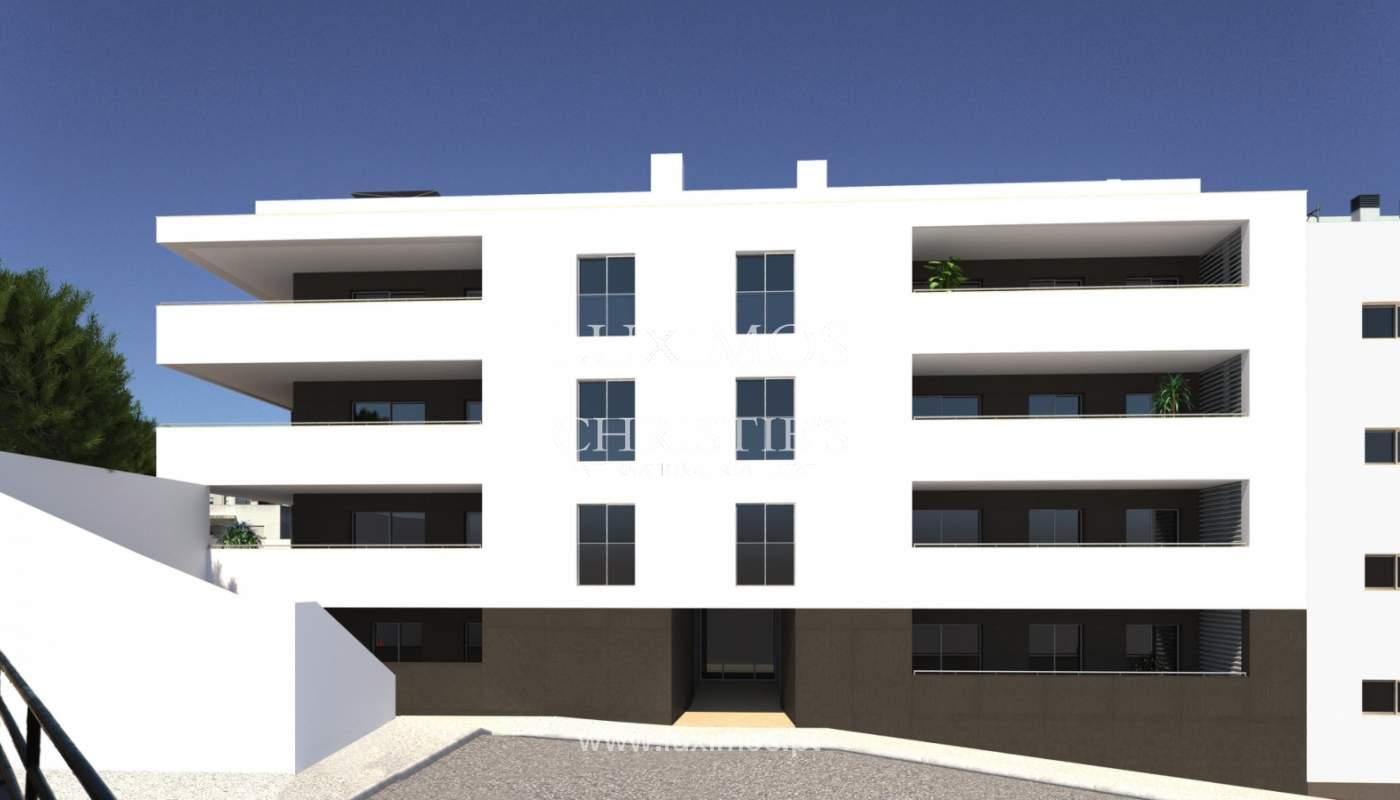 Appartement avec balcon, bâtiment avec piscine, Lagos, Algarve, Portugal_138256