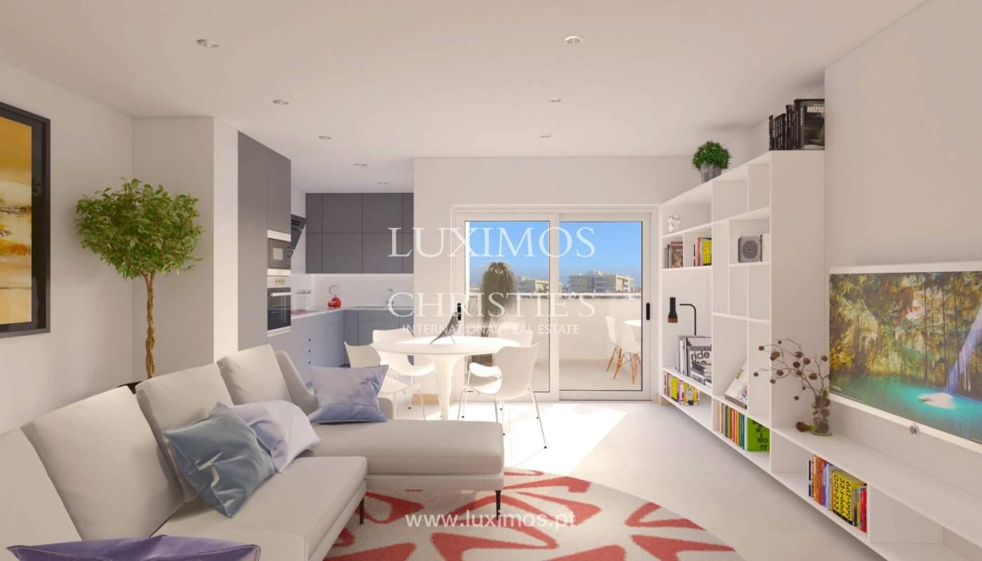 Appartement avec balcon, bâtiment avec piscine, Lagos, Algarve, Portugal_138258