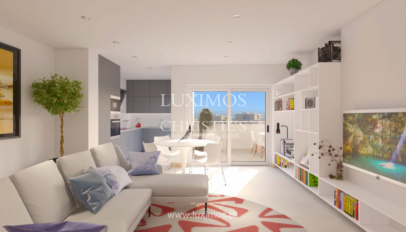 Apartment w/ balcony in building w/ pool, Lagos, Algarve, Portugal_138258