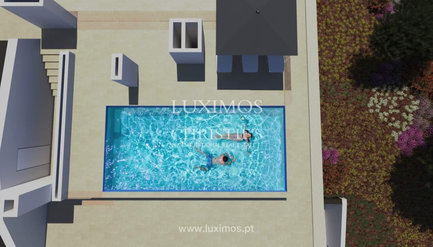 Appartement avec balcon, bâtiment avec piscine, Lagos, Algarve, Portugal_138259