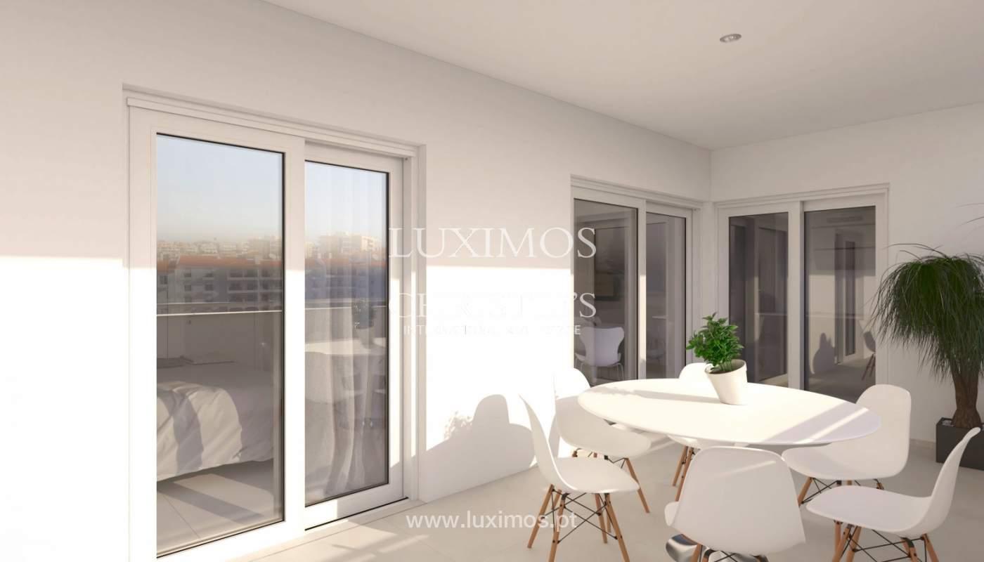 Appartement avec balcon, bâtiment avec piscine, Lagos, Algarve, Portugal_138260