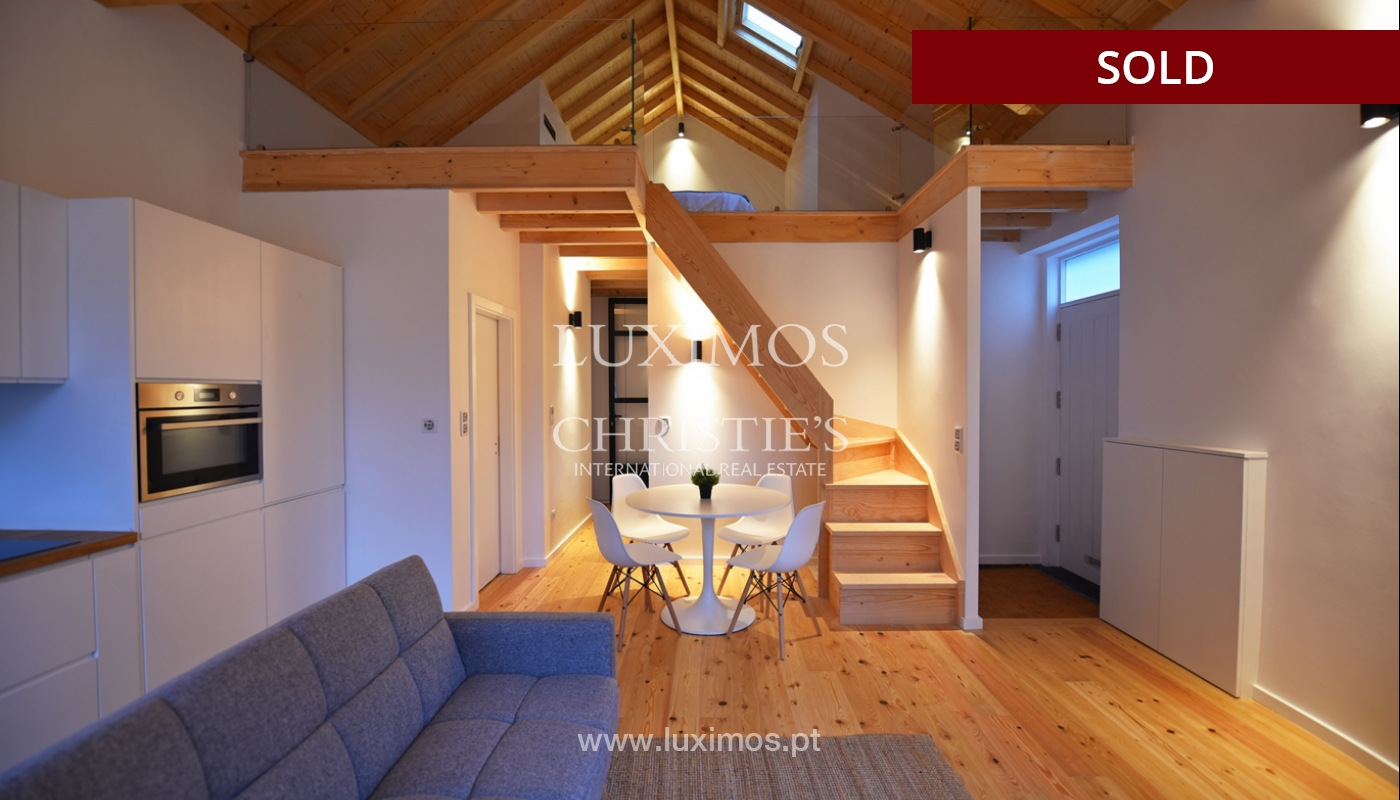 Verkauf einer völlig neu gestalteten Villa mit Innenhof, Paranhos, Porto, Portugal_138442