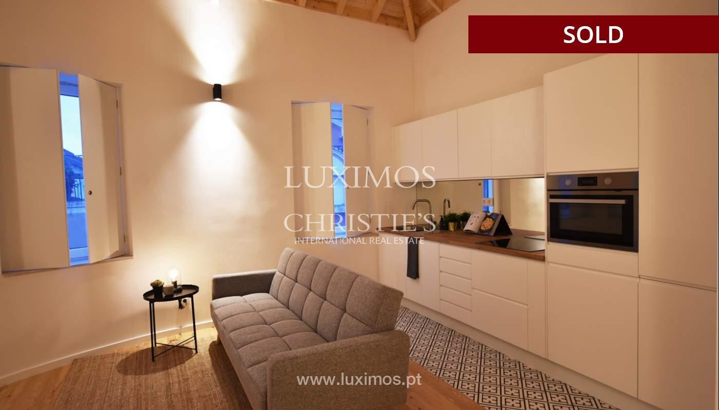 Verkauf einer völlig neu gestalteten Villa mit Innenhof, Paranhos, Porto, Portugal_138443