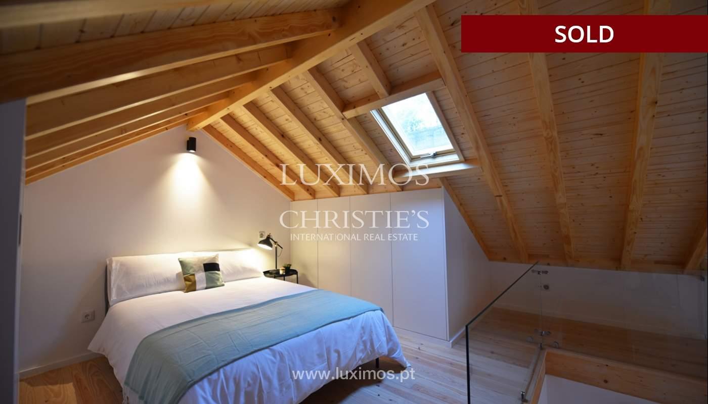 Verkauf einer völlig neu gestalteten Villa mit Innenhof, Paranhos, Porto, Portugal_138444