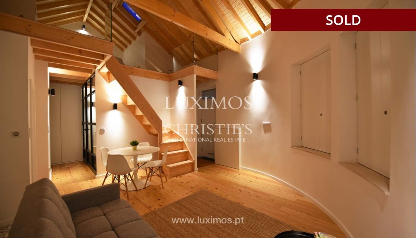 Verkauf einer völlig neu gestalteten Villa mit Innenhof, Paranhos, Porto, Portugal_138446