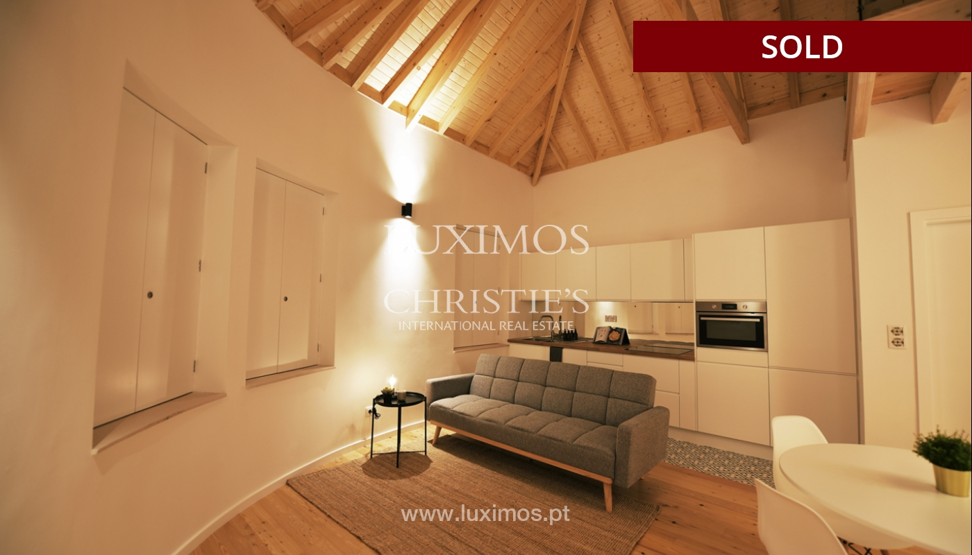 Verkauf einer völlig neu gestalteten Villa mit Innenhof, Paranhos, Porto, Portugal_138449