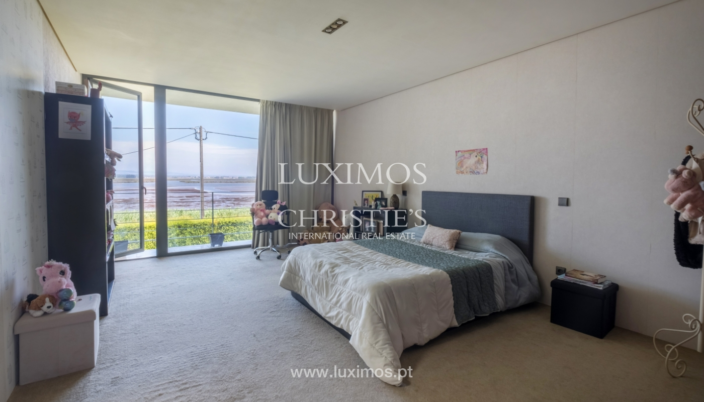 Luxury villa with garden and views of the Ovar Riverside, Portugal_138704