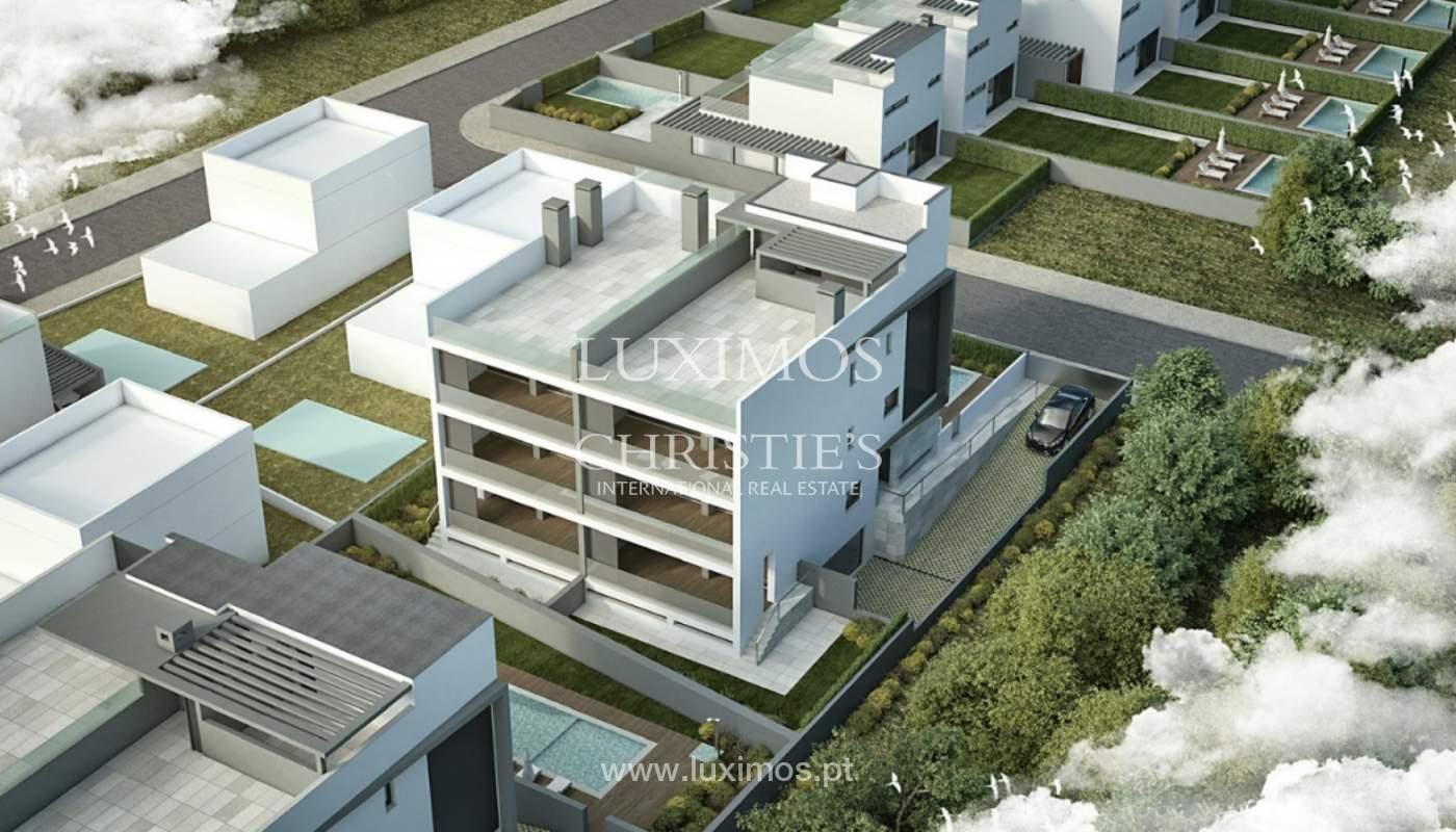 Verkauf von Ocean view duplex Wohnung in Tavira, Algarve, Portugal_138759