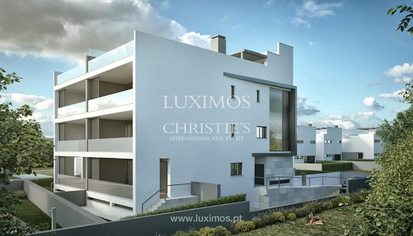 Verkauf von Ocean view duplex Wohnung in Tavira, Algarve, Portugal_138760