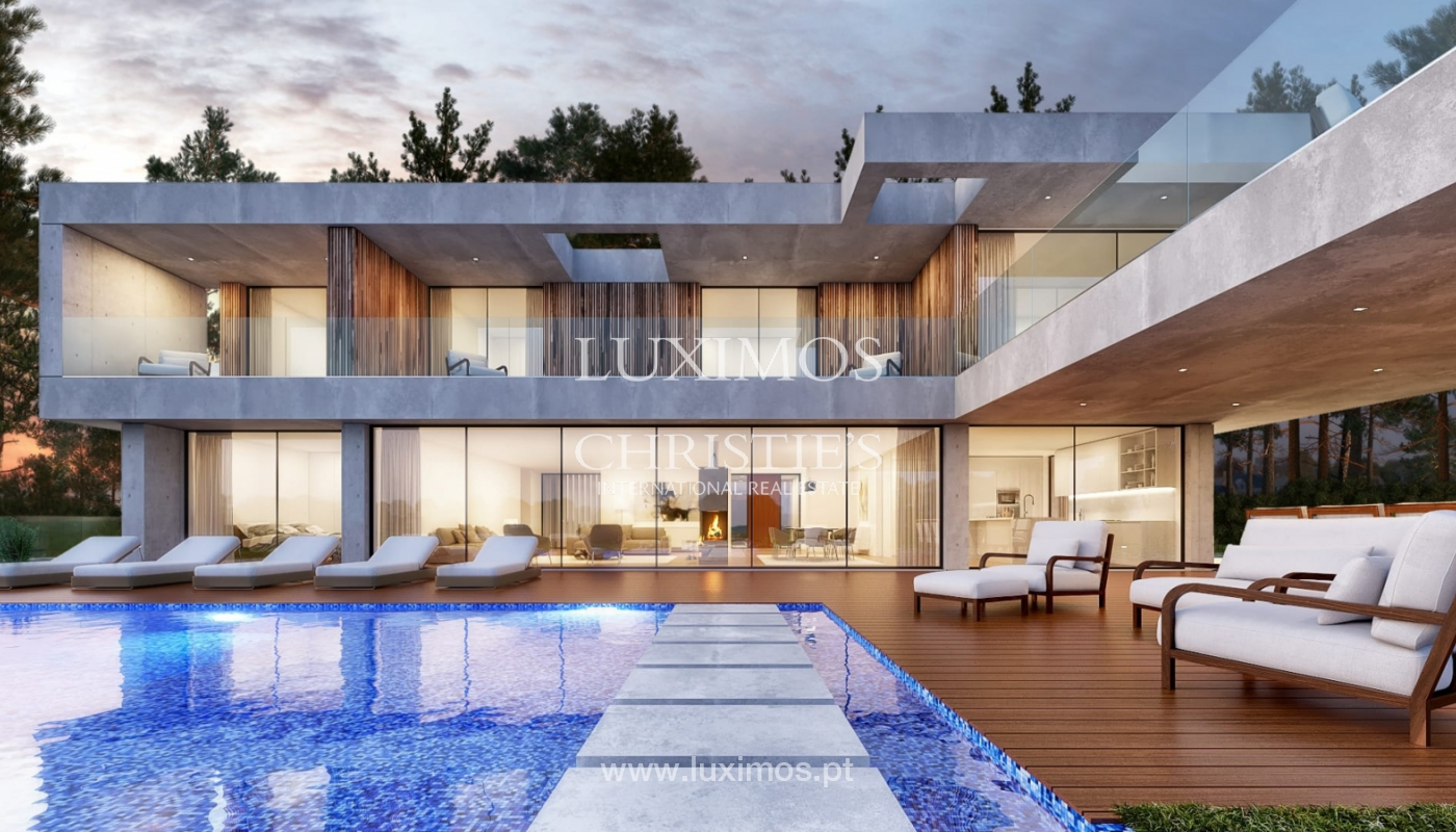 Villa de luxe avec piscine, à vendre à Tavira, Algarve, Portugal_138997