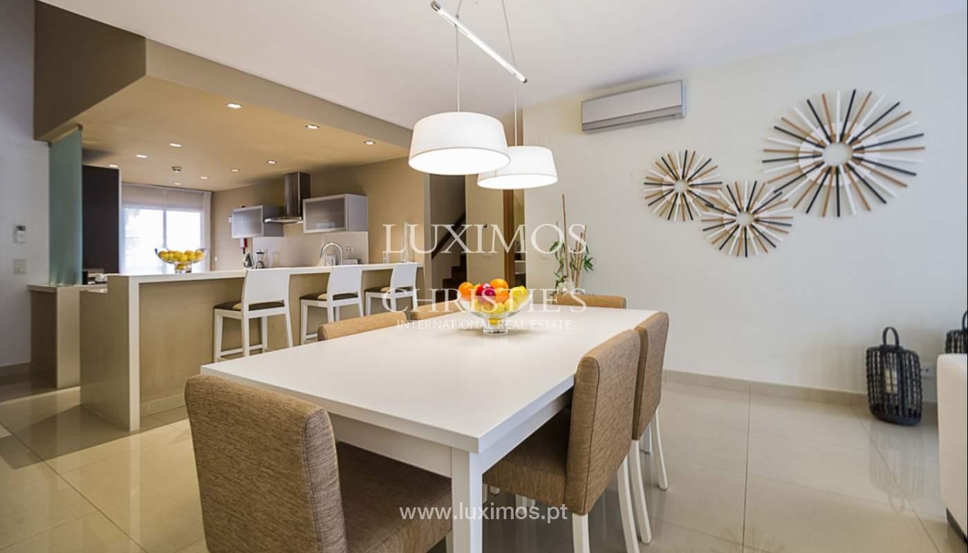 Sale of contemporary apartment in exclusive Golf Resort, Algarve._139233