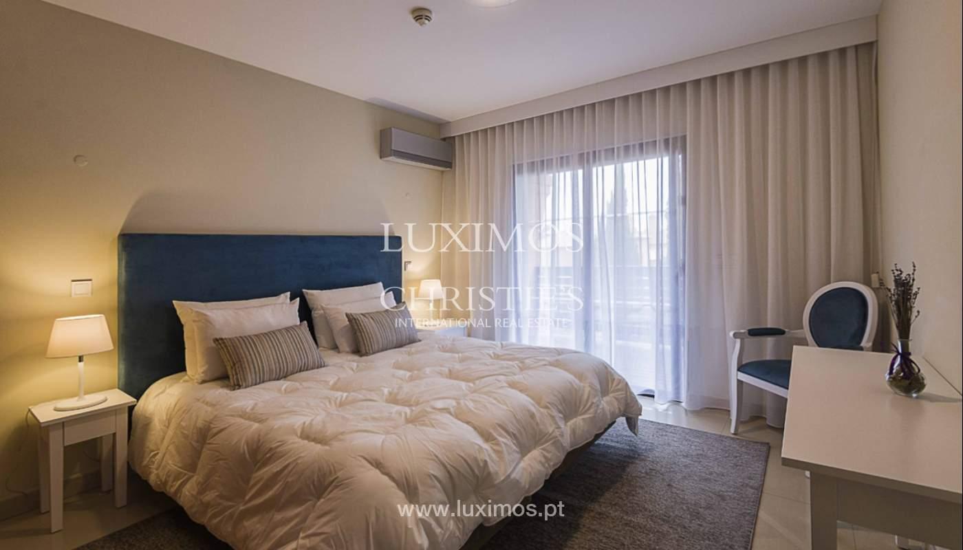 Sale of contemporary apartment in exclusive Golf Resort, Algarve._139237