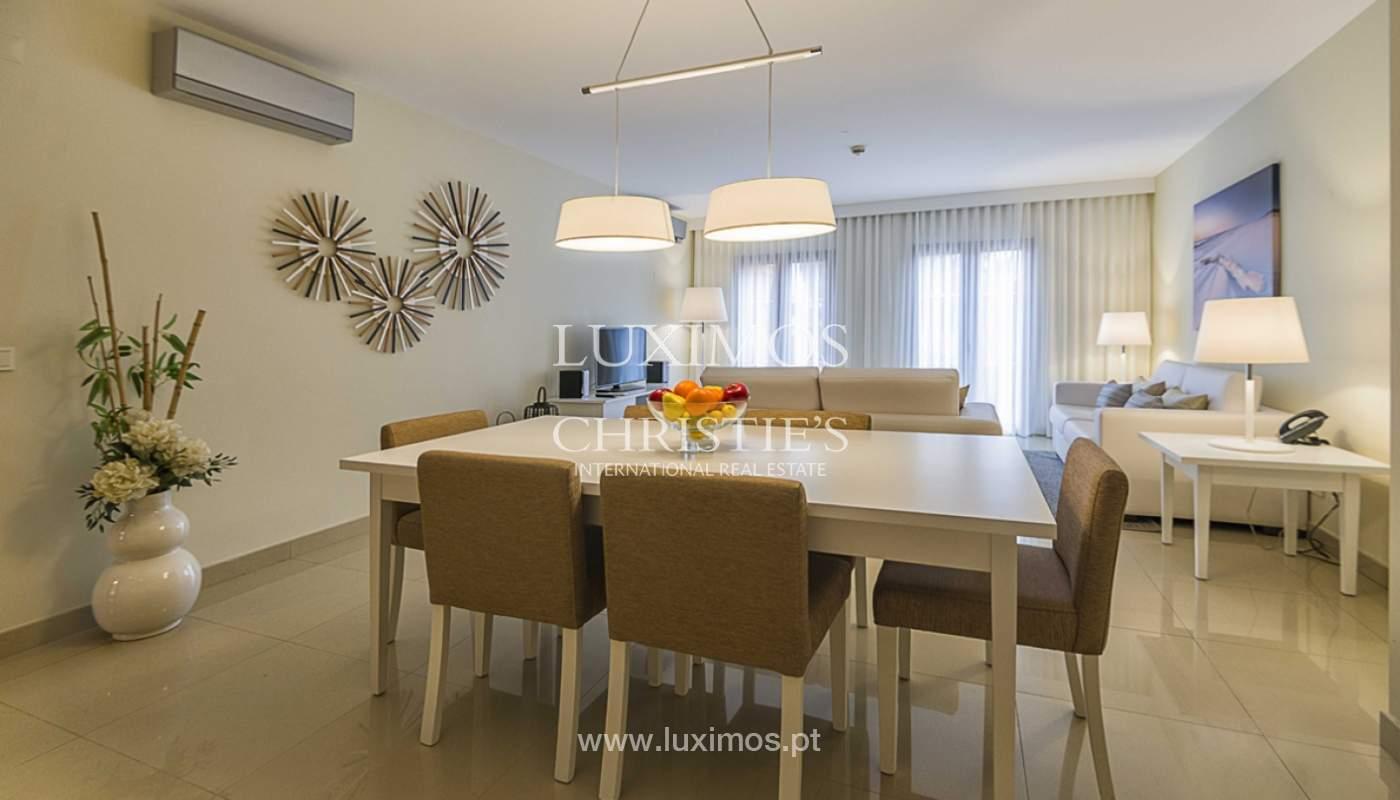 Sale of contemporary apartment in exclusive Golf Resort, Algarve._139259