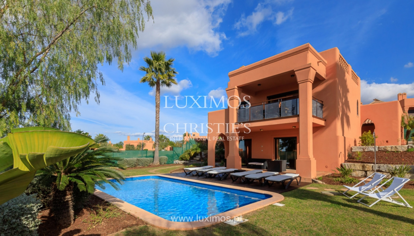 Sale of detached villa with private pool in Central Algarve, Portugal_139357