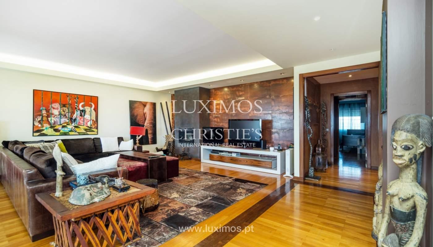Sale of apartment with stunning views over Matosinhos, Porto, Portugal_139387