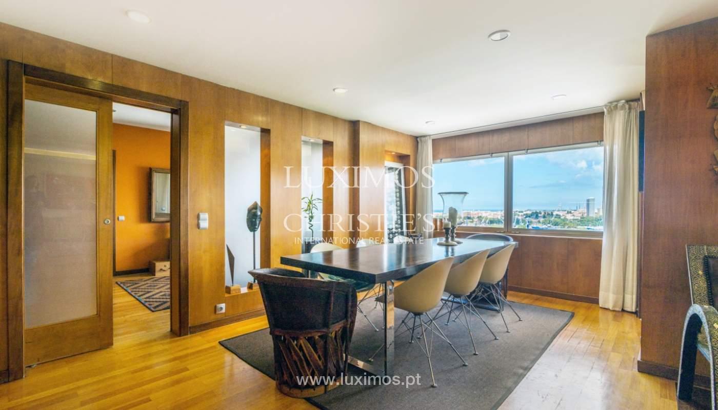 Vendre appartement avec vue imprenable sur Matosinhos, Porto, Portugal_139391