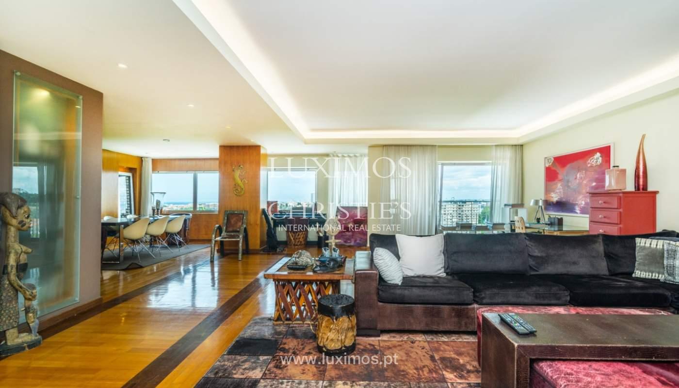 Sale of apartment with stunning views over Matosinhos, Porto, Portugal_139397