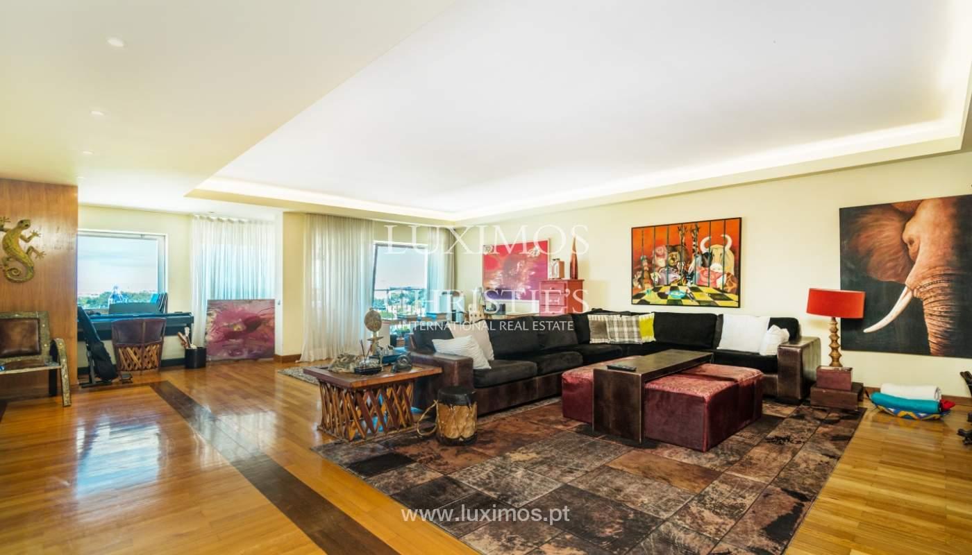 Sale of apartment with stunning views over Matosinhos, Porto, Portugal_139409