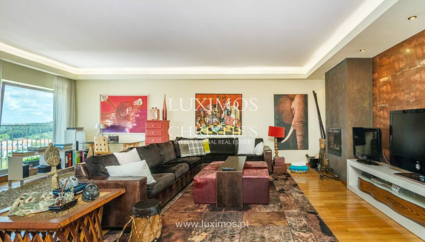 Sale of apartment with stunning views over Matosinhos, Porto, Portugal_139411