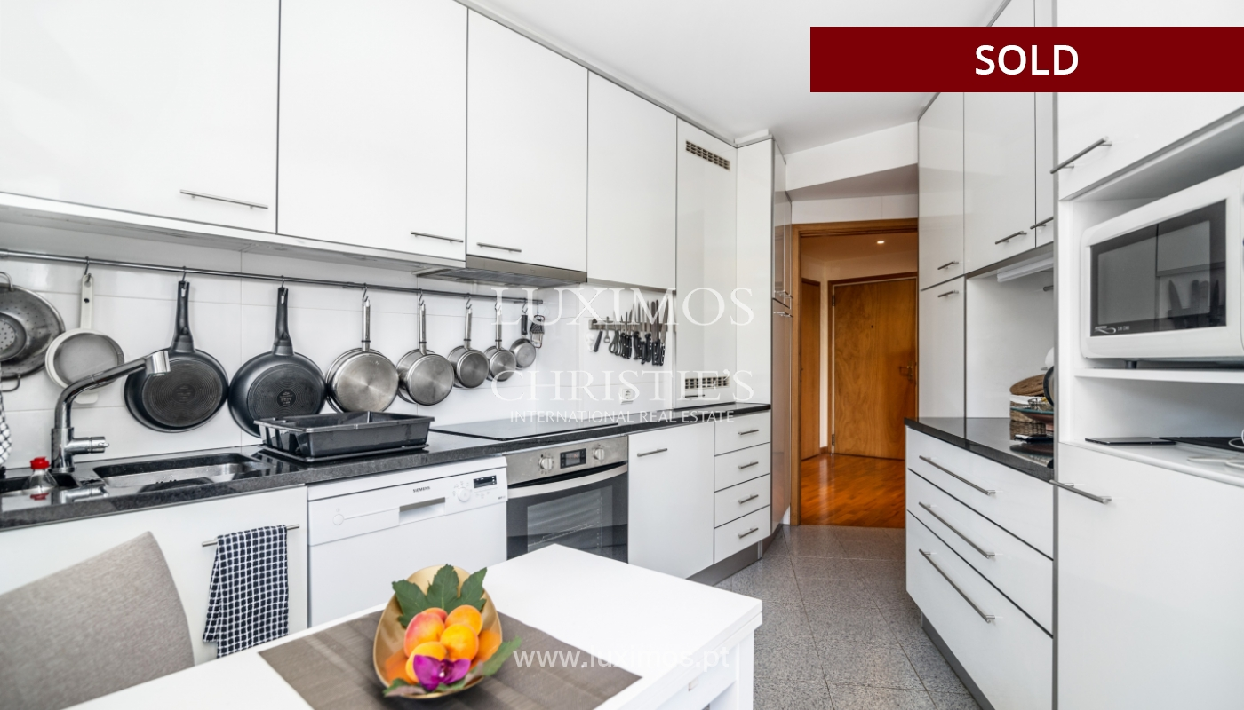 Modern apartment, with balconies, for sale, in Matosinhos, Portugal_139420