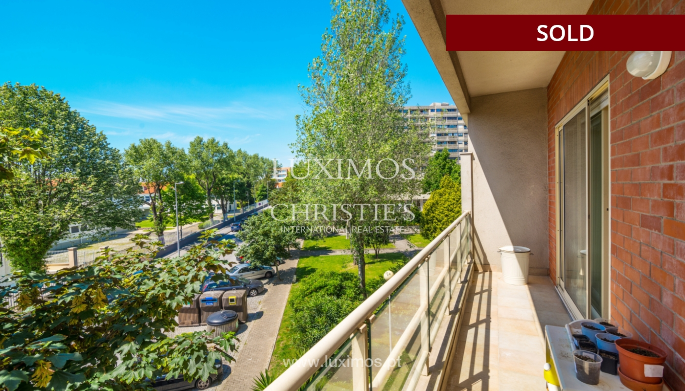 Modern apartment, with balconies, for sale, in Matosinhos, Portugal_139434
