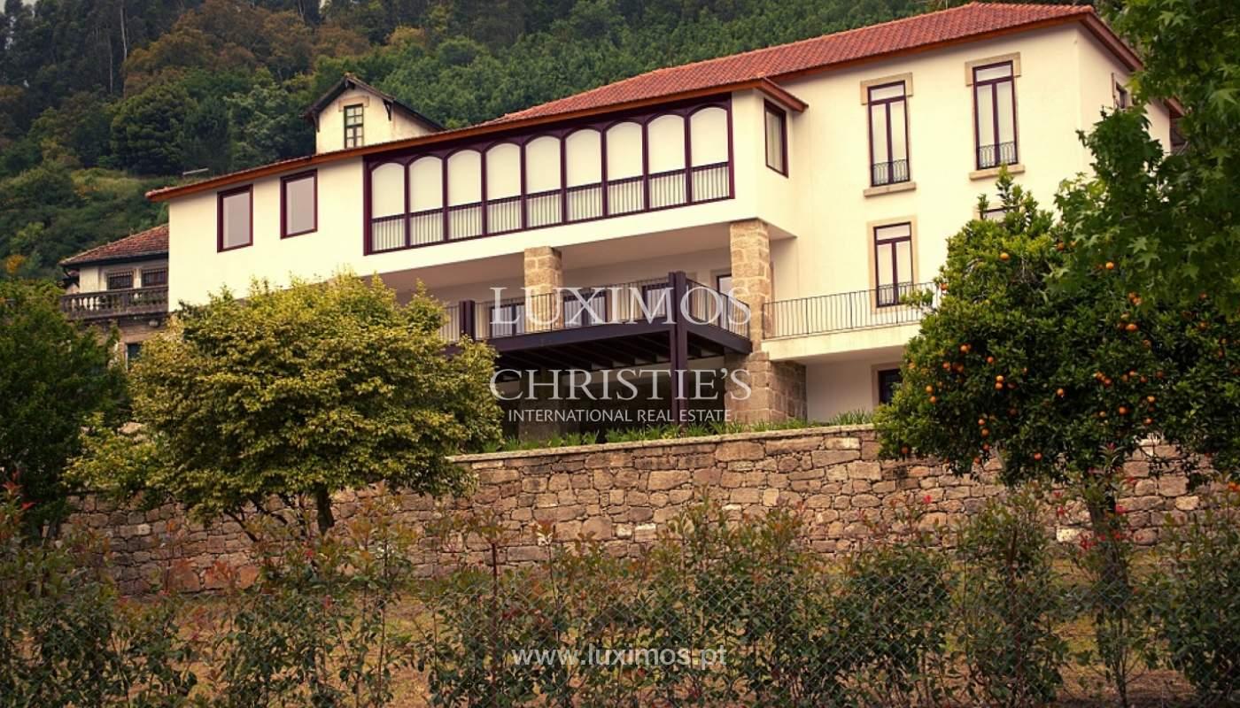 Casa solariega con apartamentos independientes, en Douro, Portugal_139503
