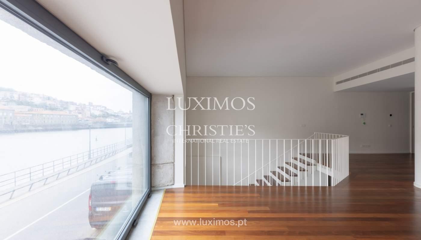 Apartamento nuevo con terraza y vistas al río, V.N.Gaia, Portugal_139569