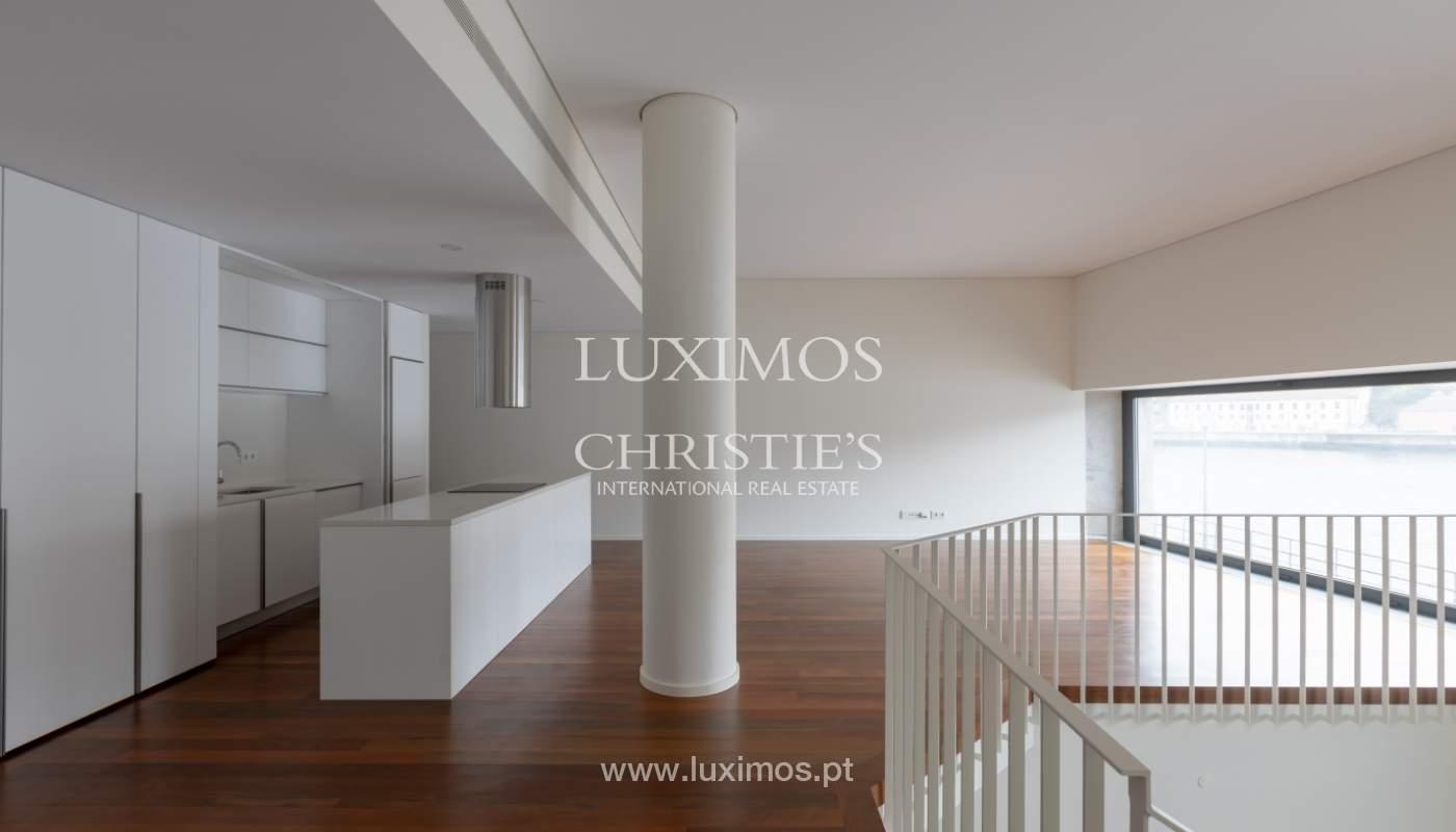 Apartamento nuevo con terraza y vistas al río, V.N.Gaia, Portugal_139573