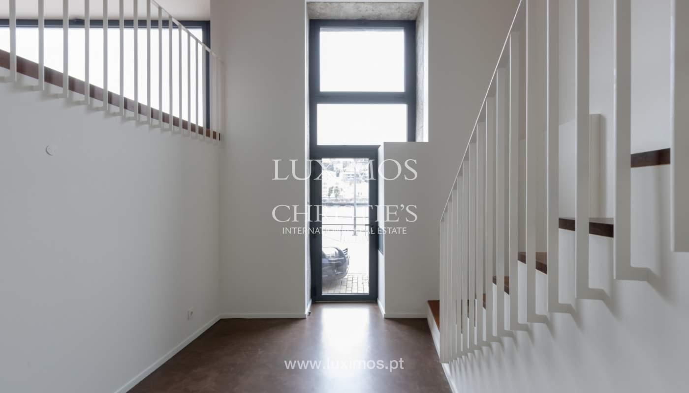Apartamento nuevo con terraza y vistas al río, V.N.Gaia, Portugal_139575