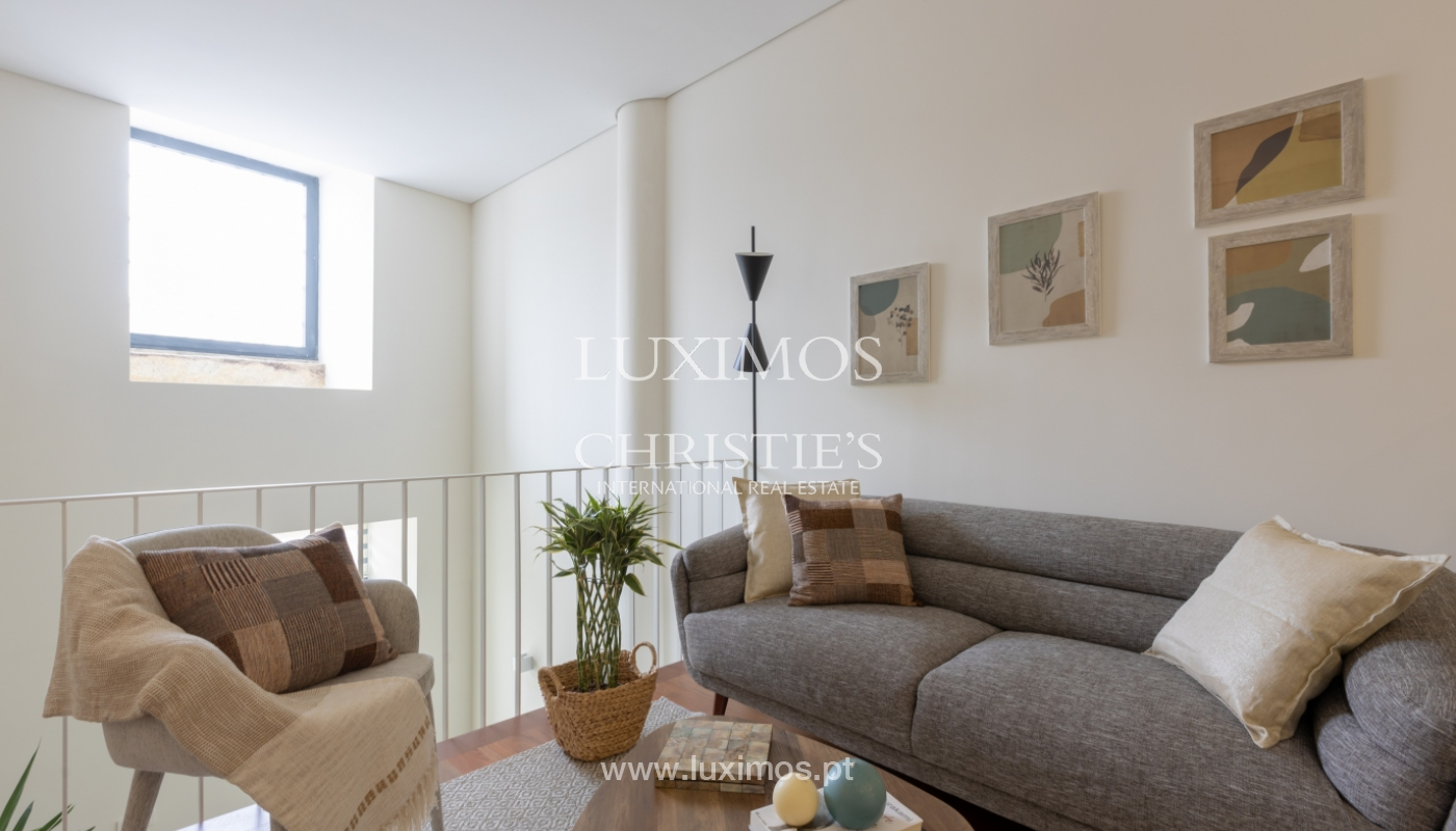 Apartamento nuevo y moderno, con vistas al río, V. N. Gaia_139594