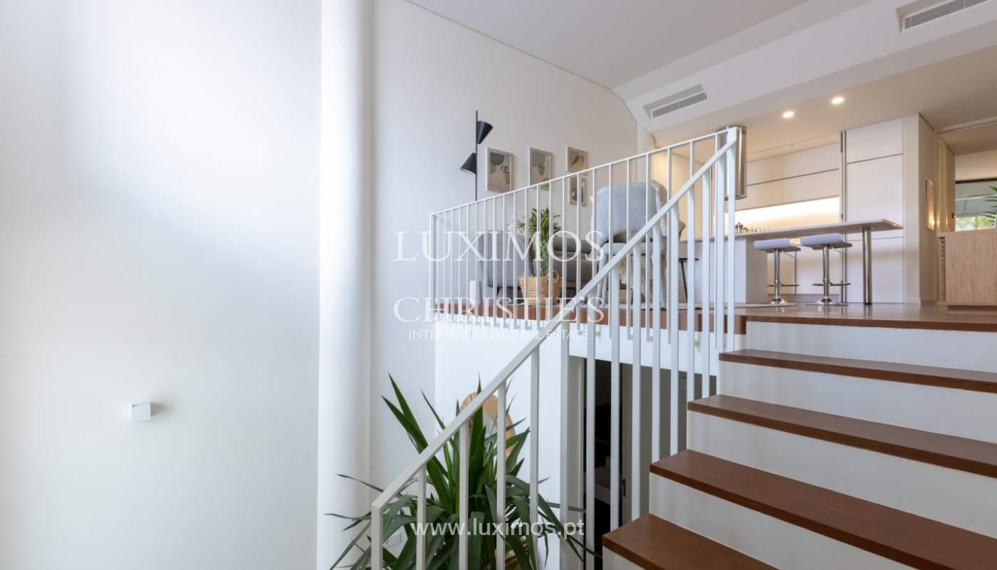 Appartement neuf et moderne, avec vue sur le fleuve, V. N. Gaia_139595