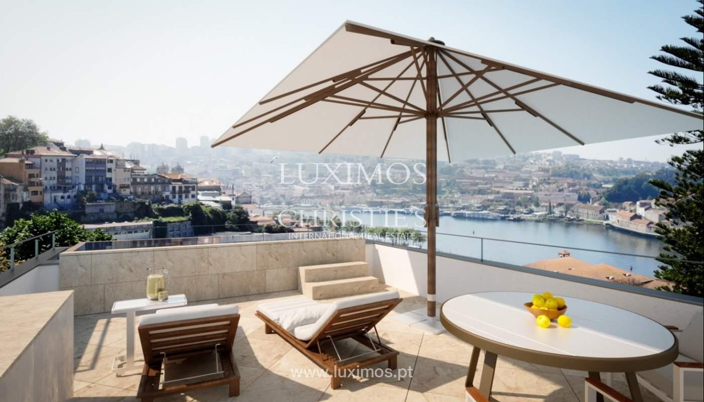 Maisonette-Wohnung luxuriöse, geschlossene Wohnanlage, Porto, Portugal _139704