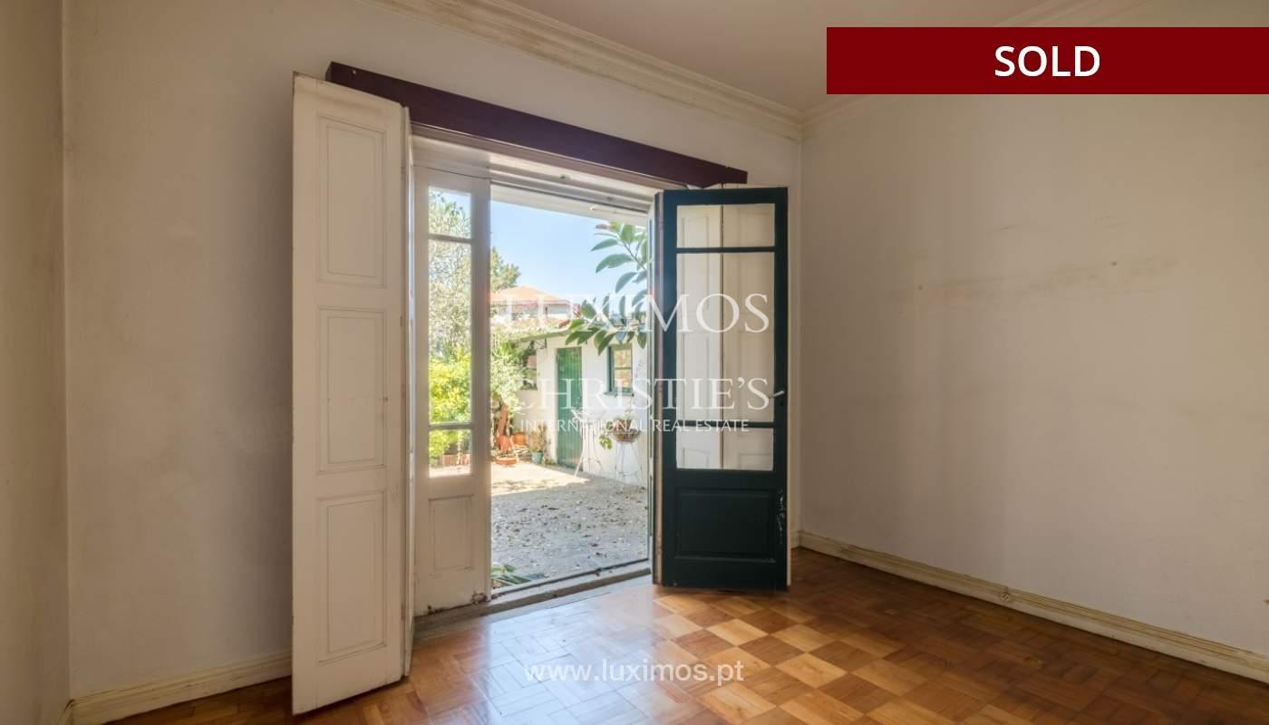 Sale of classic house to remodel, near Boavista, Porto, Portugal_139713