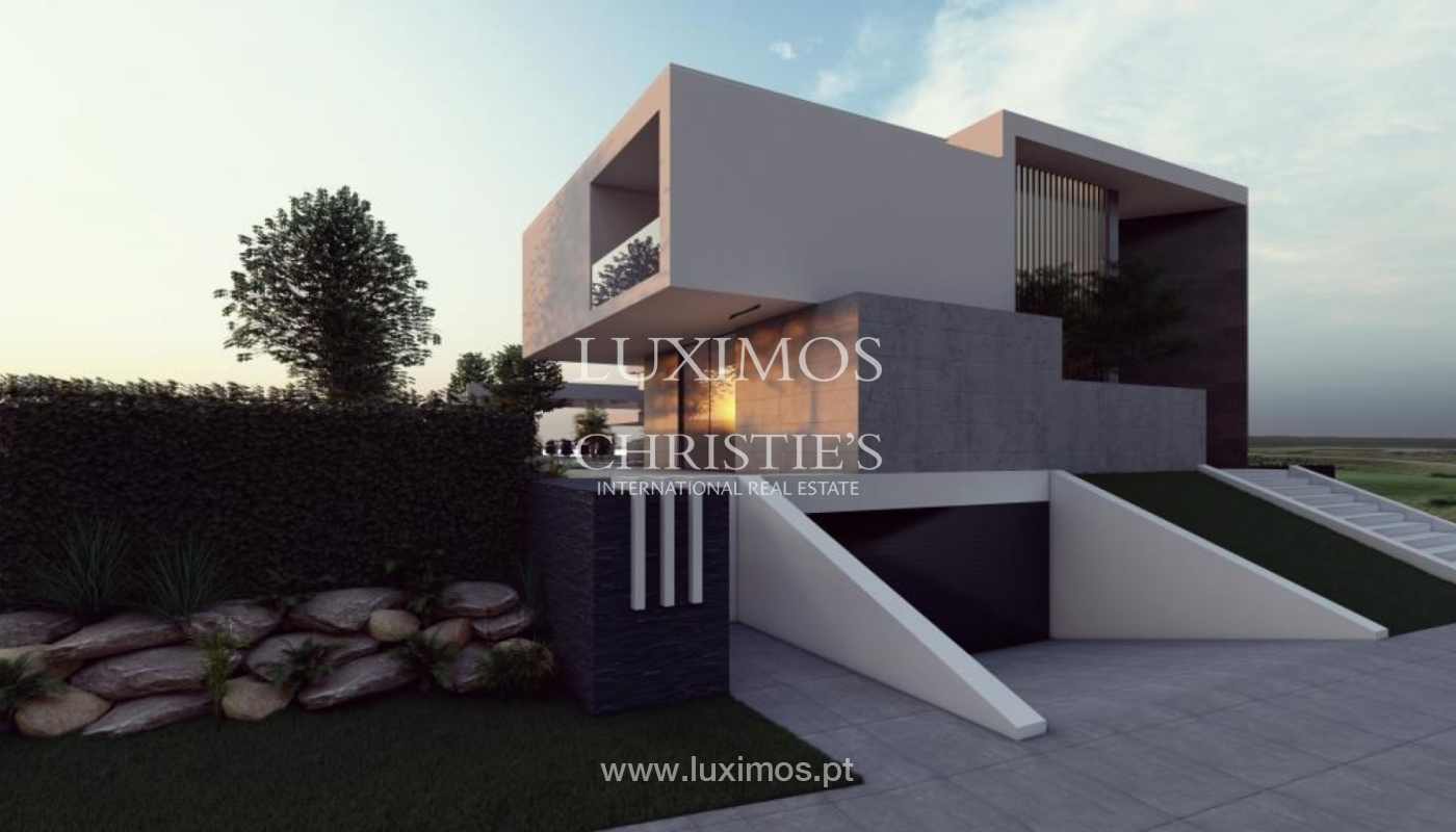Villa moderne en front de golf à vendre à Vilmoura, Algarve, Portugal_139923
