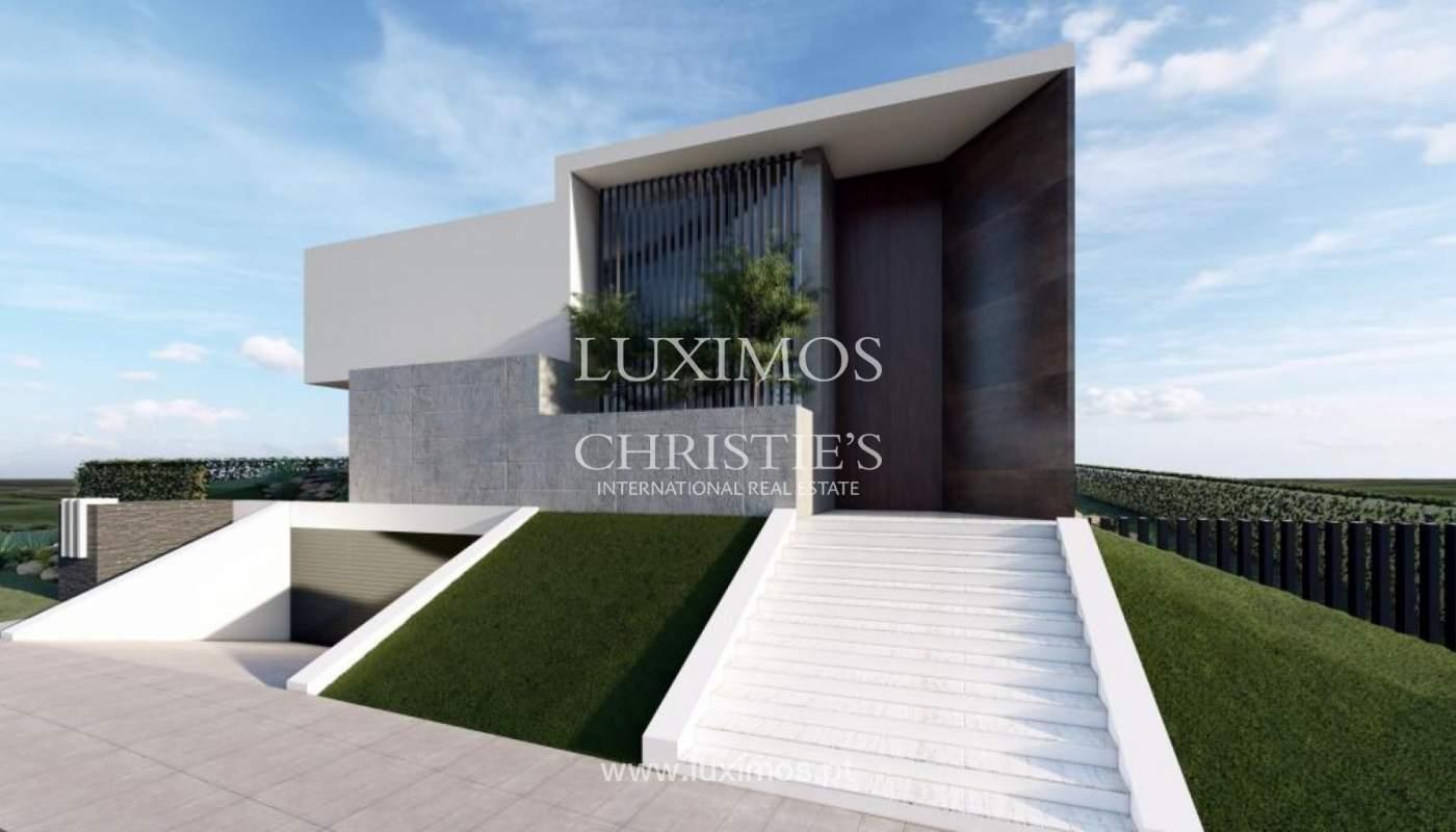 Villa moderne en front de golf à vendre à Vilmoura, Algarve, Portugal_139924