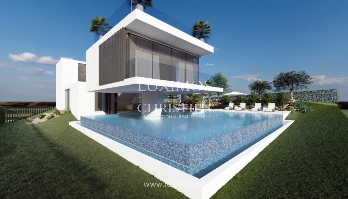 Villa moderne en front de golf à vendre à Vilmoura, Algarve, Portugal_139925